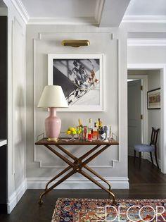 Emmy Rossum's Manhattan Apartment - NYC Celebrity Home Makeover Tour
