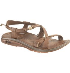 Chaco Women's Local EcoTread Sandals - Bison -
