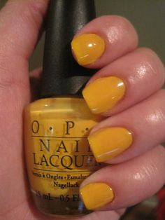 Mustard Yellow...I kind of like this