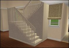 Mod The Sims - Simple Structure Staircase