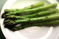 Asparagus - Steamed
