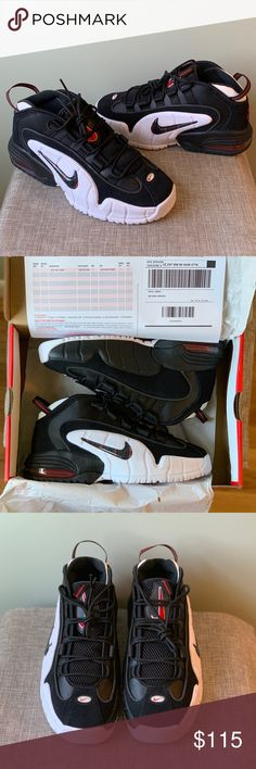 outlet store 401e2 9b231 Nike Air Max Penny  1996 Olympics  Nike Air Max Penny  1996 Olympics