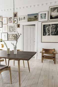 Interior Living Room Design Trends for 2019 - Interior Design Dining Room Inspiration, Interior Inspiration, Inspiration Boards, Elle Decor, Magazine Deco, Sweet Home, Interior Decorating, Interior Design, Decorating Ideas
