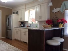 finally remodeled kitchen the way we wanted, home improvement, kitchen cabinets, kitchen design, lighting, All Finished
