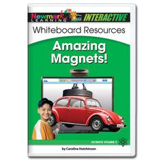 Science Interactive: Amazing Magnets! Interactive Whiteboard CD-ROM