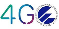 ETECSA testet4G-Mobilfunk in Havanna Cuba, Mobiles Internet, Youtube Red, Logos, News, Internet Usage, Things To Do, Logo, A Logo