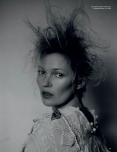 visual optimism; fashion editorials, shows, campaigns & more!: wizard: kate moss, edie campbell, matilda lowther, jean campbell, jake love a...