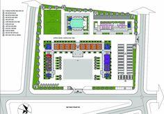 Thiết kế trường trung học cơ sở đúng tiêu chuẩn hiện hành Architecture, School, Arquitetura, Schools, Architecture Illustrations