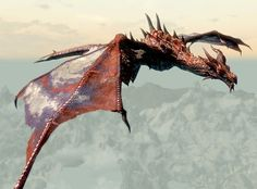 Odahviing is another dragon who was once part of Alduin's team, but he helps you take you to Skuldafn, where a portal to Sovngarde is opened and you have enter it to defeat Alduin for the last time there.