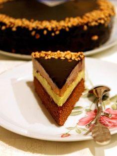 "Торт ""Моцарт"" - Шоколатье.ру"