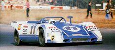 Porsche 917 Spyder Interserie Norisring 1971