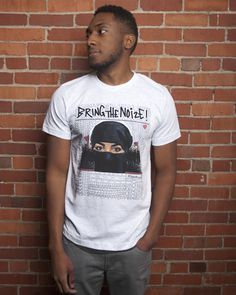 Bring the Noize Tee - small in womens