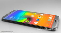 Samsung Galaxy S5 may come with bezel-free display