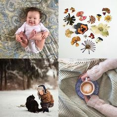 Absolutely smitten with this collection of adorable and cozy images.  TL @hereismyheart_ TR @vanillalemoncake BR @sunshine_teacher BL @meg_nlo  Congratulations!  Continue to tag your looking down photos to #myweekoflookingdown for a chance to be featured this week.  Christine @thehappilyeverafter by its_my_week