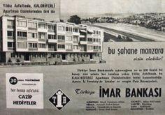 OĞUZ TOPOĞLU : türkiye imar bankası 1958 nostaljik eski reklamlar...
