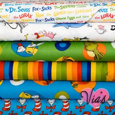Celebrate Dr Seuss  Cat In The Hat Character Bundle by viasplace, $15.49