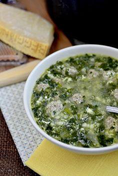 Italian Wedding Soup   iowagirleats.com