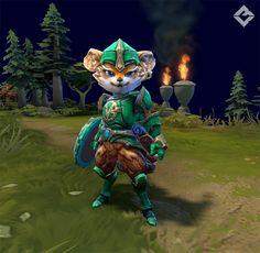 Картинки по запросу vigilante fox dota 2