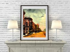 Vintage artwork 11 x 14 photo of vintage by PictorialHistory, $30.00