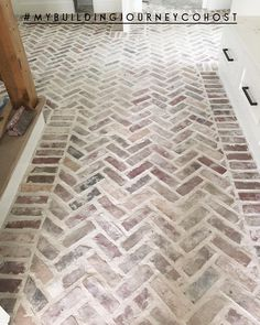 Are you able to marry brick flooring As a result of our mudroom flooring are in Home Renovation, Home Remodeling, Brick Flooring, Foyer Flooring, Farmhouse Flooring, Entryway Tile Floor, Penny Flooring, Ceramic Flooring, White Flooring