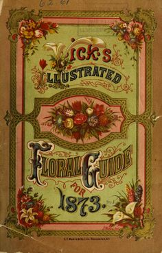 1873 - Vick's illustrated floral guide for 1873. - Biodiversity Heritage Library
