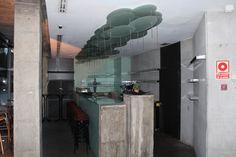cafeteria de la planta baja