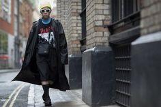 London Fashion Week SS17: Street Style | Highsnobiety