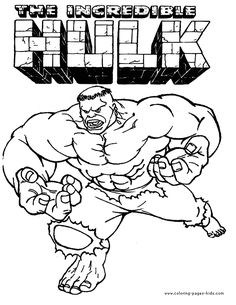free printable hulk coloring pages for kids  valentine's