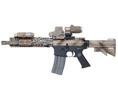 M4A1 Block II CQBR (MK18 Mod 1)