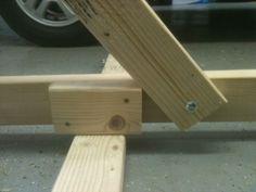 New Folding Hammock Stand Idea