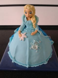 Elsa taart klein