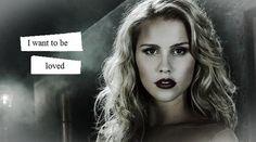 - the-originals-tv-show Fan Art The Originals Rebekah, The Originals Tv Show, Vampire Diaries Spin Off, Vampire Diaries The Originals, The Mikaelsons, Original Vampire, Twilight Movie, Want To Be Loved, Show Video