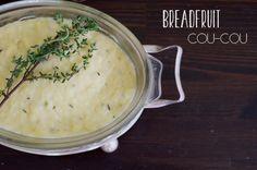 Breadfruit cou-cou recipe from Barbados
