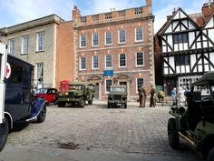 1940's weekend, Lincoln Cathedral, Aug. 10-11, 2019