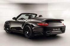 2011 Porsche 911 Turbo S Edition 918 Spyder