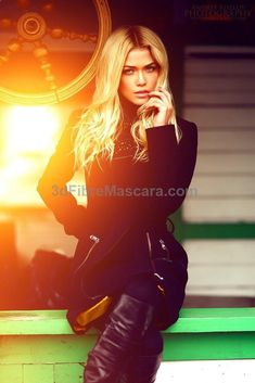 Blond lady with a long curly hair in black coats and leather long boots #hot #sexy #hairstyles #hairstyle #hair #long #short #buns #updo #braids #bang #blond #wedding #style #haircut #bridal #curly #bride #celebrity #black #white #trend #bob #girl #pantyhose #stockings #bikini #legs #pantyhose #sexy #ladies #women #ladyproducts #lush #smooth #fashion #stunning #legs #glamour