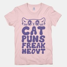 I don't know about you, but cat puns really freak meowt! Come on you scaredy cat, show you're friends meow you're doing and look purrfectly clever and silly!