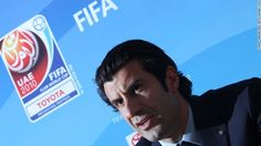 Figo wants to be FIFA president