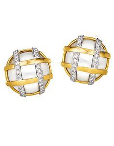 The Duchess of Windsor's Verdura earrings