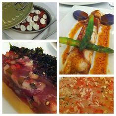 Restaurant Can Climentplatillos #Begur #CostaBrava
