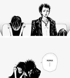 Nana & Ren--Ai Yazawa