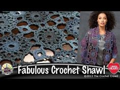 How To Crochet an Amazing Shawl