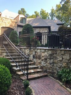 Stairs, Exterior, Mansions, House Styles, Home Decor, Stairway, Staircases, Luxury Houses, Interior Design