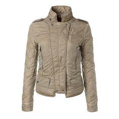 Closed jack Military Jacket, Jackets, Fashion, Down Jackets, Moda, Field Jacket, Fashion Styles, Military Jackets, Fashion Illustrations