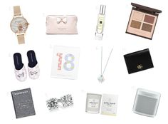 18 Christmas Gifts For Her - Luxury/Affordable Edition