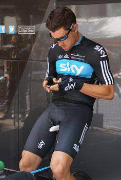 Bernard Eisel - Sky Pro Cycling Team Cycling Wear ece755d27