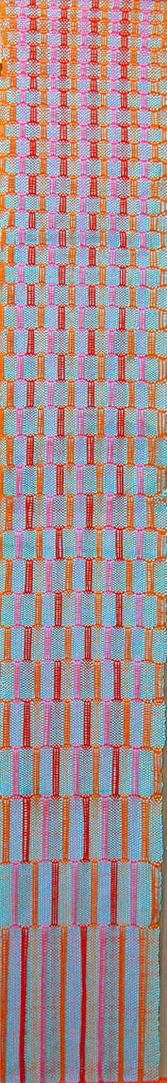 Synchronization handwoven wall hanging Fibre Art, Tapestries, Hand Weaving, Fiber, Textiles, Quilts, Blanket, Rugs, Crochet