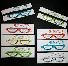 Compound Word Sunglasses