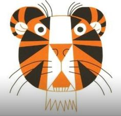 Emberley tiger
