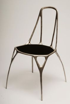 Gaudi Chair. Four Chairs Mimic The Artistic Styles Of Four Artists. Danish designer Benjamin Nordsmark built up four chairs with strong identities that make it easy to recognize the artist that each one of them was inspired by.
